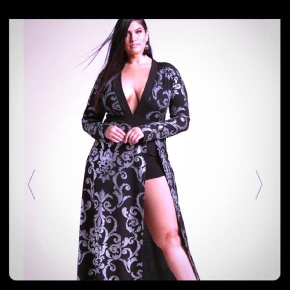 Deb Dresses Plus Size Maxi Romper Poshmark